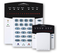 Accessing Control Alarm Systems